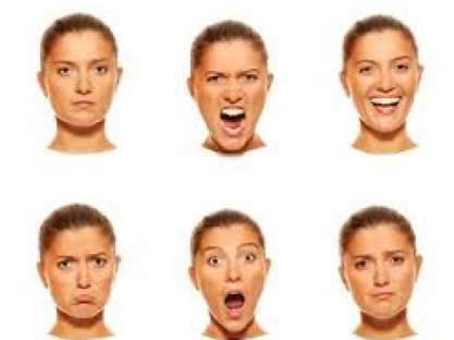 Humans Have Just Four Basic Expressions Which Correspond To Distinct Universal Emotions Two Less Than Previously Believed A New Study Has Found