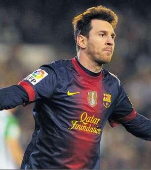 Messi, Neymar on target as Barca hit Rayo for six