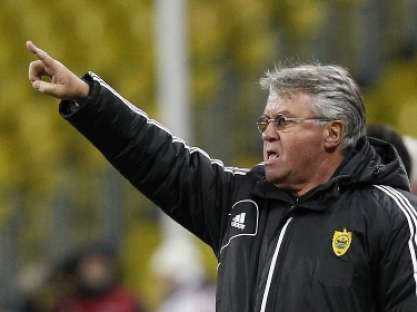 Dutch Football Manager And Former Player Guus Hiddink Will Reportedly Return As Netherlands Coach For The Second Time In What Could Be His Swansong