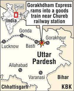 Inquiry ordered into Gorakhdham train mishap - News Nation
