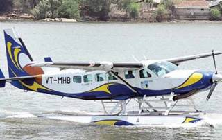 Goa to offer sea planes, helicopters for tourists soon