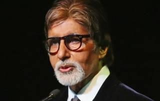 Amitabh Bachchan's rib damaged while shooting for TE3N