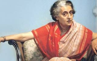 Congress sees red after Bihar govt's website terms 'Indira Gandhi's rule worse than British'