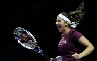 Sania maintains top spot, Bopanna ninth in doubles rankings