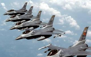 US Congress stalls sale of F-16s to Pakistan