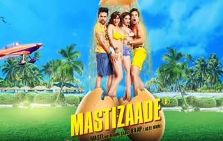 Watch: Sunny Leone's new Mastizaade 'Ande Ka Funda' motion poster