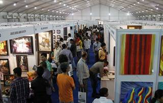 After 4 years in Mumbai, India Art Festival now in Delhi