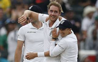 Broad bowls England to series victory, SA slips from top rank