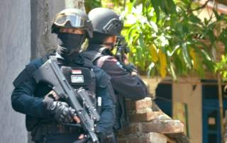 Man accused of financing Jakarta attacks arrested