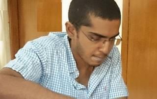 Ramnath Bhuvanesh is behind leaders in Chennai chess