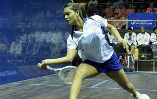 Dipika Pallikal powers into semis in Toronto