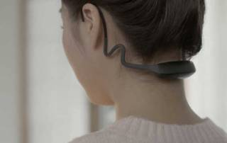 Watch: ALEX – new technology to cure 'Tech Neck'