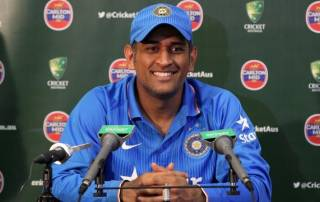 File a PIL, says a smiling Dhoni when asked about retirement