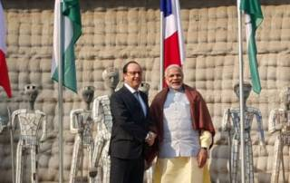 Indo-France signs 16 MoUs