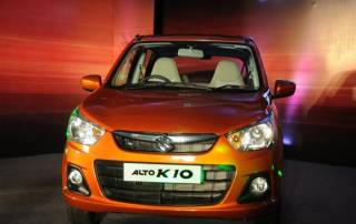 Maruti continues to hold sway in passenger vehicle segment