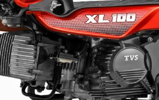 TVS Motor launches 4 stroke XL Super