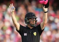 After injuries, ICC to give protective helmets to umpires at World T20