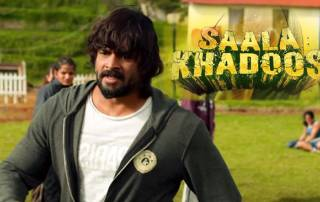 <b>Saala Khadoos</b><font color='red'> Movie Review:</font> Ritika tries knockout in R Madhavan's film
