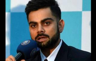I had no idea Smith had mic on: Kohli