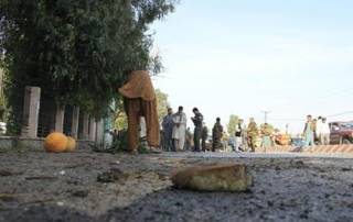 Taliban suicide bomber kills at least 9 in Kabul