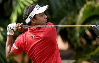Chawrasia leads solid start for Indians in Myanmar