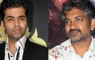 It is a possibility: SS Rajamouli on working with Karan Johar