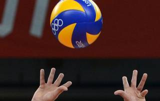 Indian volleyball eves open SAG campaign on positive note