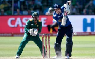 Hales leads England to victory in second one-dayer