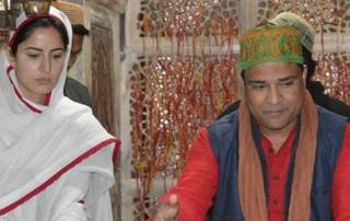 Katrina Kaif visits Salim Chishti dargah