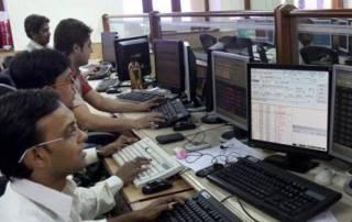 Sensex, Nifty open flat; Tata Steel gains 2%, IT stocks weak