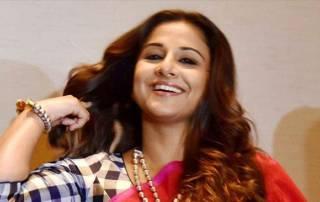 Working with Bong helmers as good as doing Bengali film: Vidya