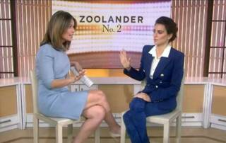 Penelope Cruz takes offence during interview
