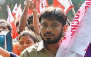 JNU crackdown: FIR against ex-DU lecturer, JNUSU President Kanhaiya Kumar arrested; ABVP protests