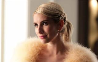 Emma Roberts to return for 'Scream Queens 2'