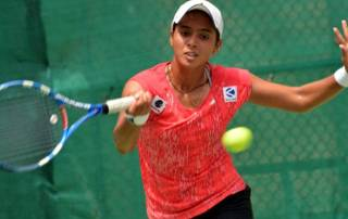 Clinical Ankita reaches singles semifinals of Delhi Open