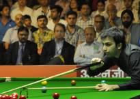 Advani eyes record 6th Asian title next month