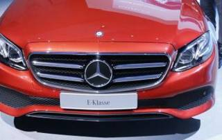 Mercedes launches refreshed E-Class at Rs 48.60 lakh