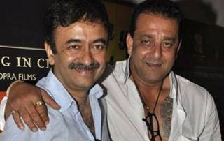 Manoj, Rajkumar happy at Sanjay Dutt's release