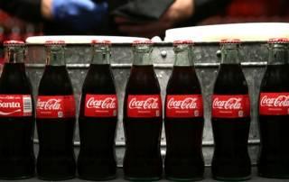 Setback for Coke!
