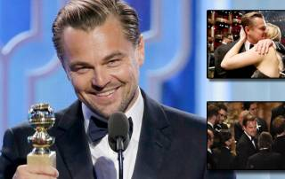 <b><font color='red'>Don't Miss! 88th Academy Awards mark Leonardo's historic moment</font></b>