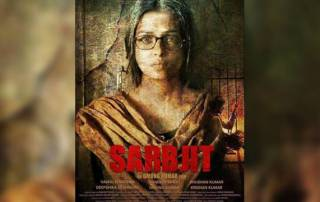 Sarabjit first poster out: Aishwarya Rai Bachchan goes de-glam