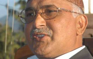 Nepal PM Oli to visit China in mid-March