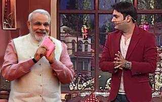 Forget SRK, Kapil Sharma wants to have PM Modi on his new show