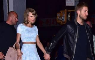 Taylor Swift, Calvin Harris go on dinner date
