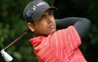 Lahiri off to a fine start, placed tied 11th at WGC