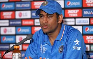 Dhoni's 'Freedom of Expression' jibe: Cricket looks easier on television than on ground