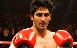 Vijender Singh looks for winning start to year in 4th pro contest