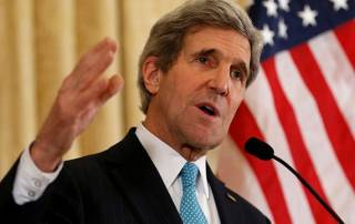 John Kerry nearing decision on whether IS atrocities are genocide