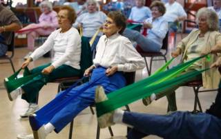 Exercise can cut Alzheimer's risk: study