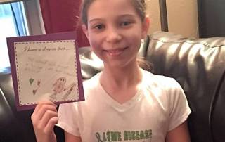 Meet the 9-year-old girl whose drawing is going viral on social media
